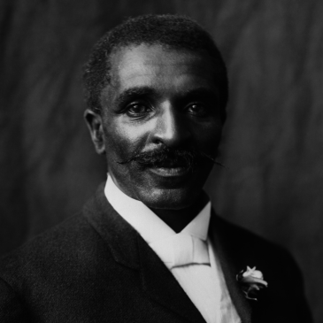 Soil health pioneer George Washington Carver
