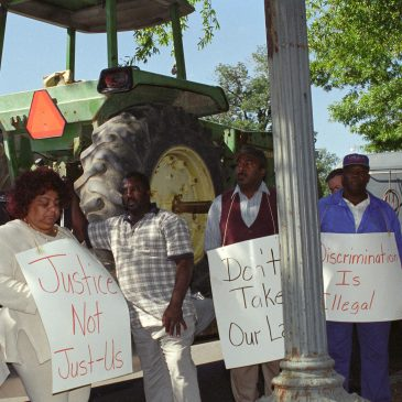 Why Should Farmers Organize for Racial Equity?