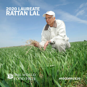 Rattan Lal Reinforcing Soil Health Principles For a Healthy Planet