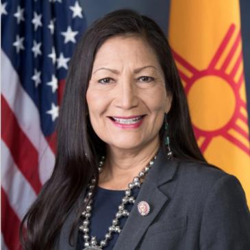 Congratulations, Congresswoman Deb Haaland!