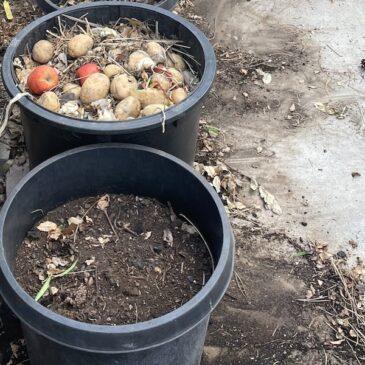 Make Compost, not Garbage
